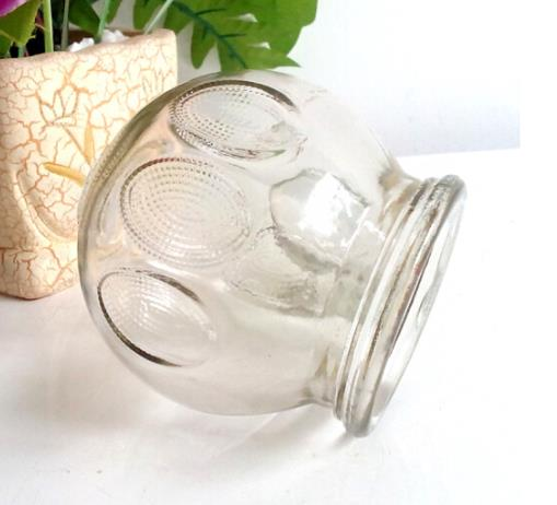 Glass Cupping Jar
